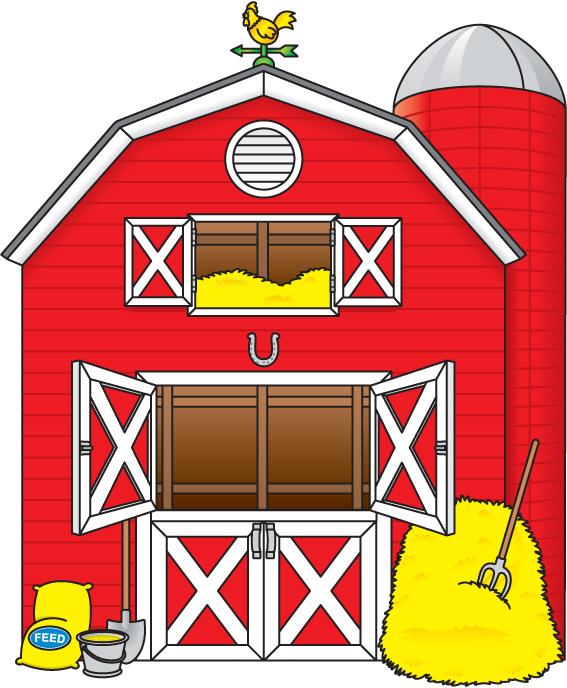 farm house clipart images - photo #20