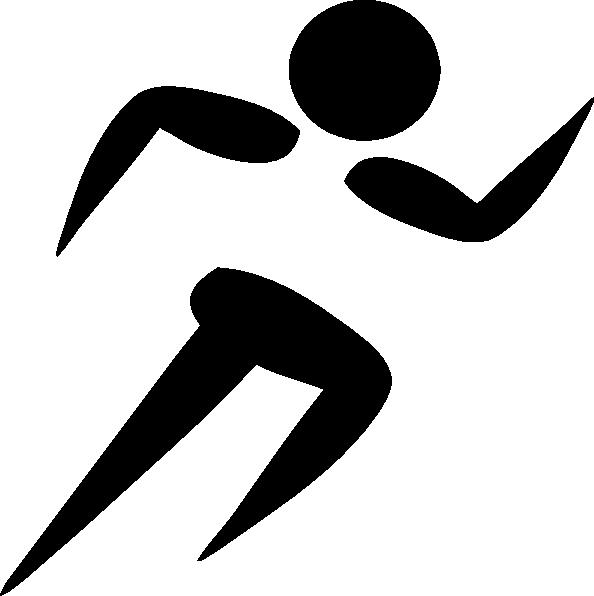 Clip art running clipart