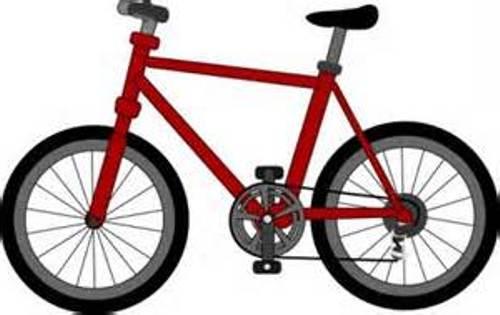 Clipart bike clipart