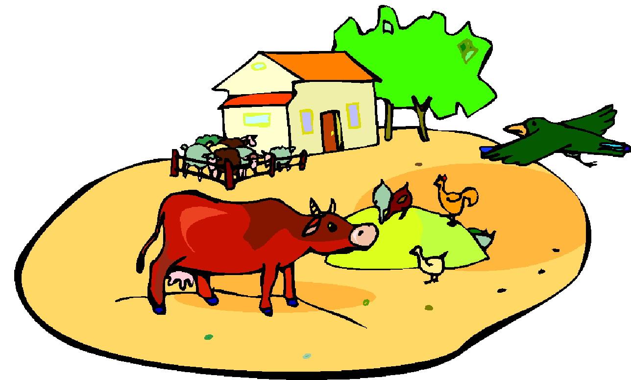 Clipart farm clipart
