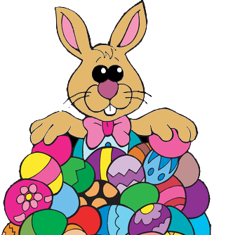 Easter bunny bunny clip art