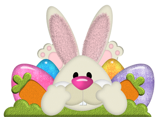 Easter bunny gallery free clipart pictures 2