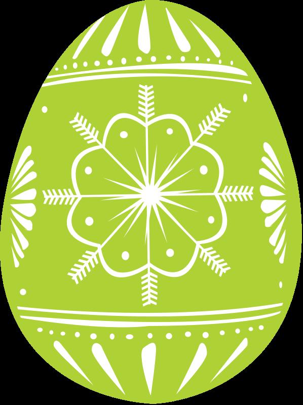 Easter egg3 clip art