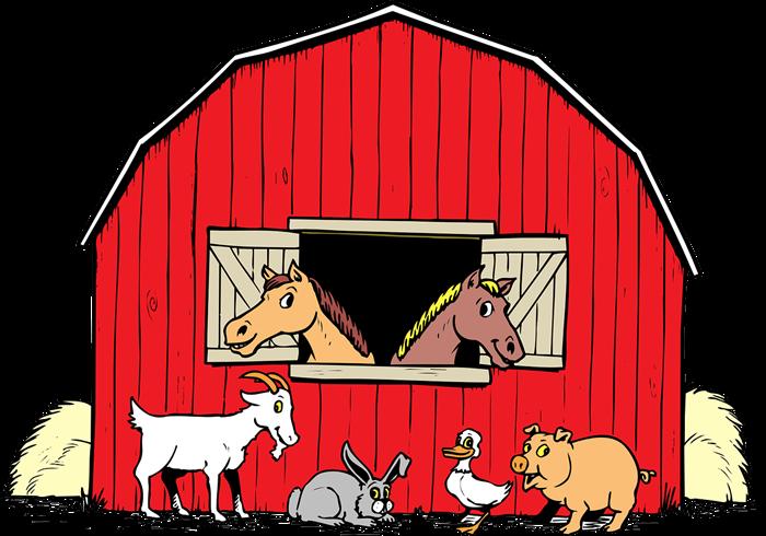 Farm clip art  2