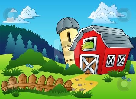 Farm clipart 3