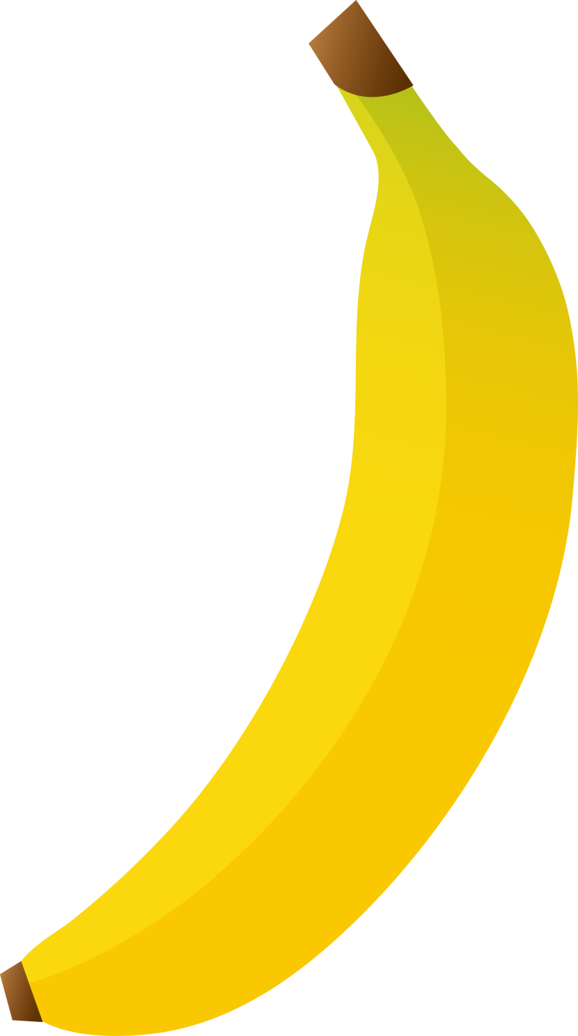 Banana clip art  2