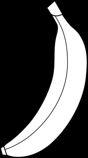 Banana clipart 11