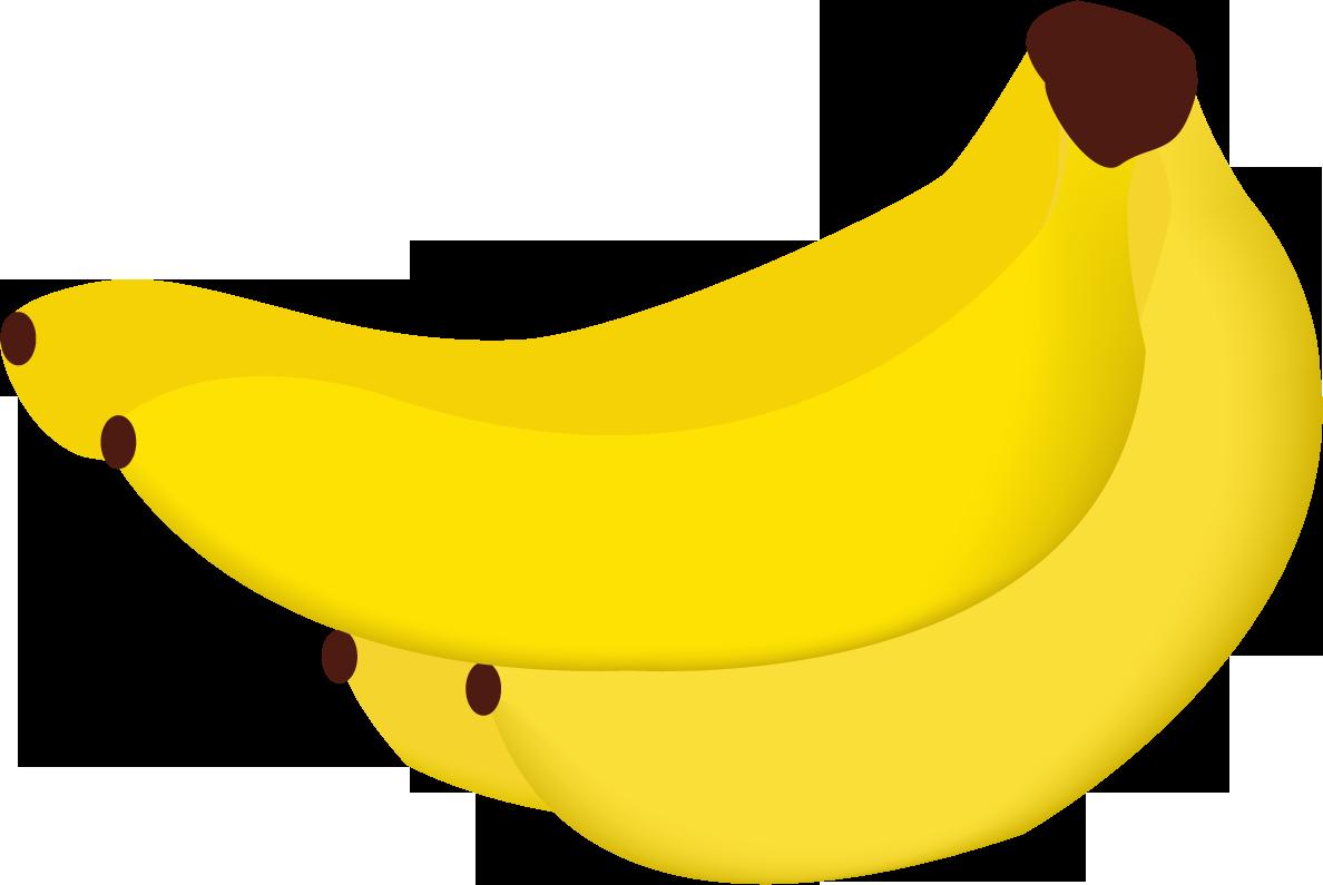 Banana clipart 5