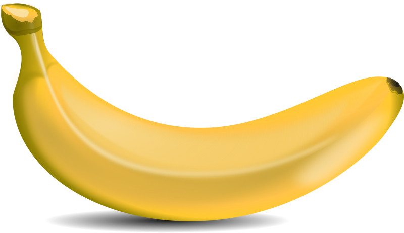 Banana indika clip art