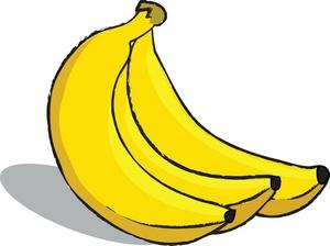 Bananas clipart