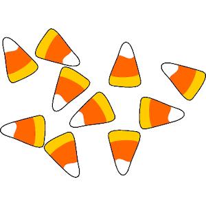 Candy corn clip art clipart