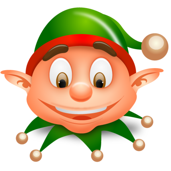 Christmas elf clipart free clip art images image #12610