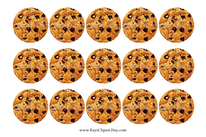 Cookies clipart