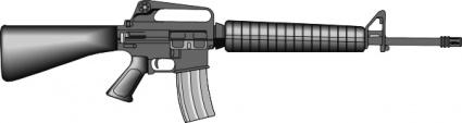 Gun clip art vector gun graphics