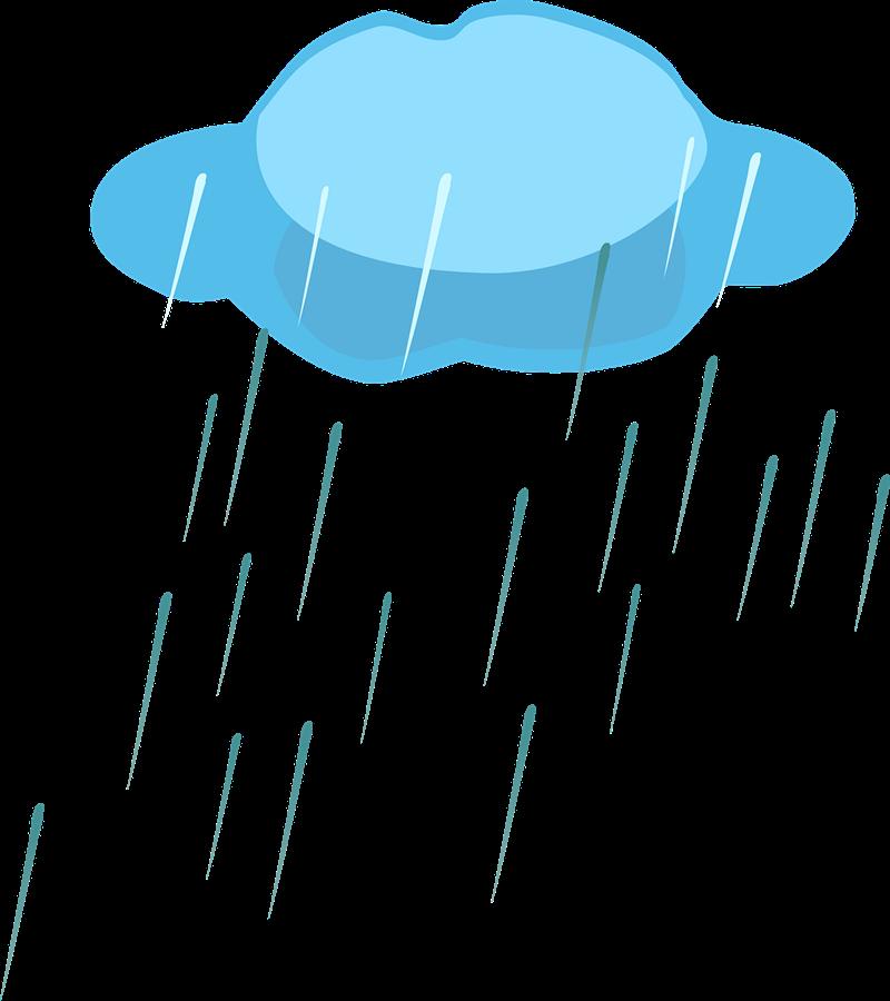 Rain clip art  2