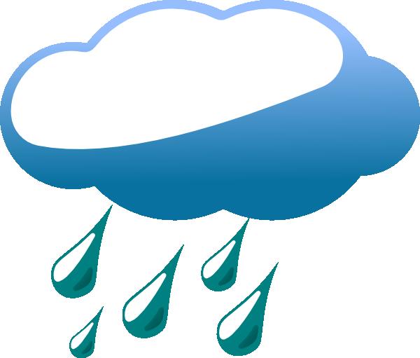 Rain clipart 2