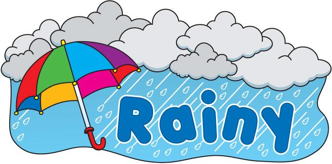 Rain clipart 5