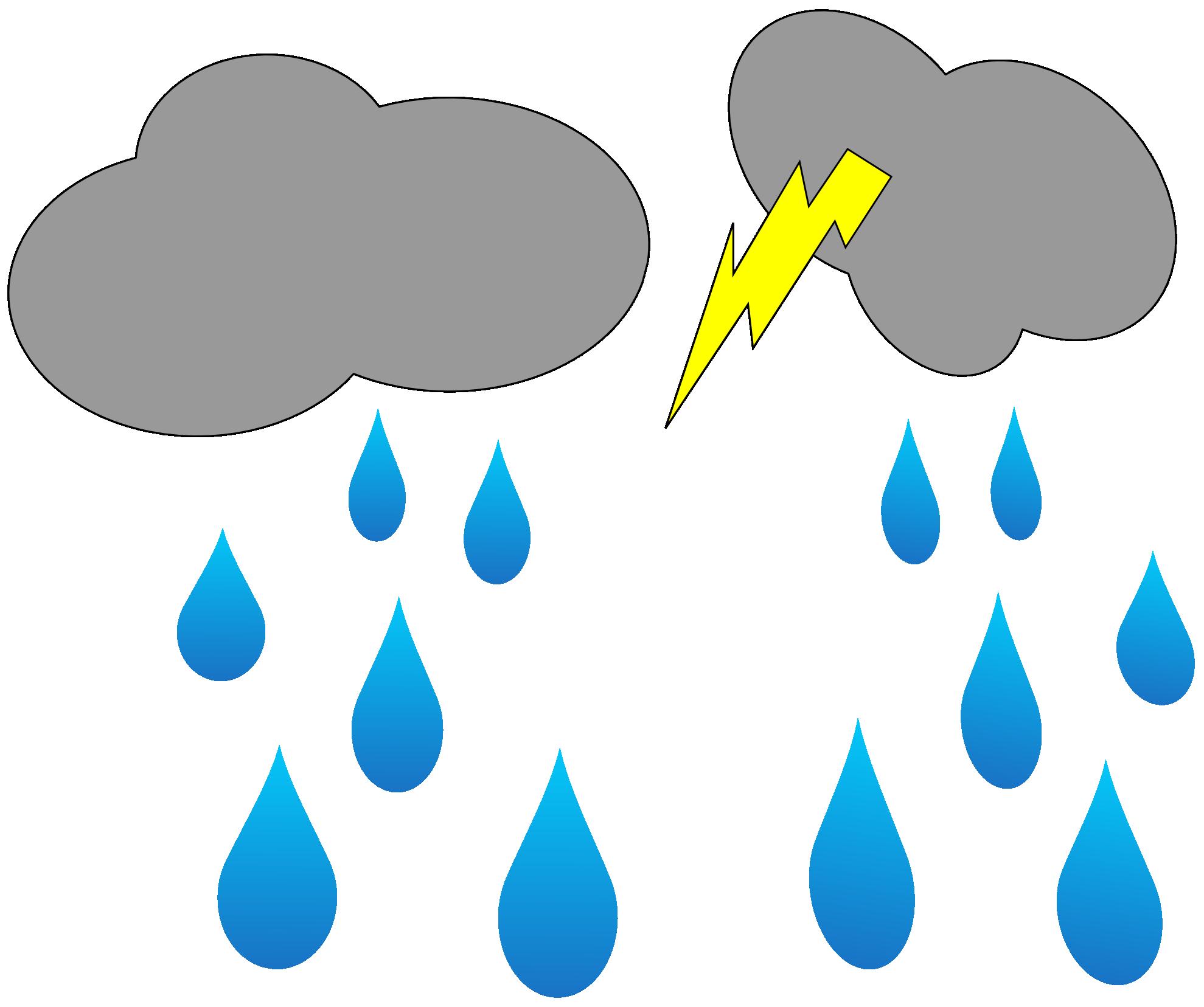 Rain clipart free clipart
