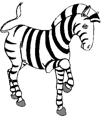 Zebras clip art clipart clipart