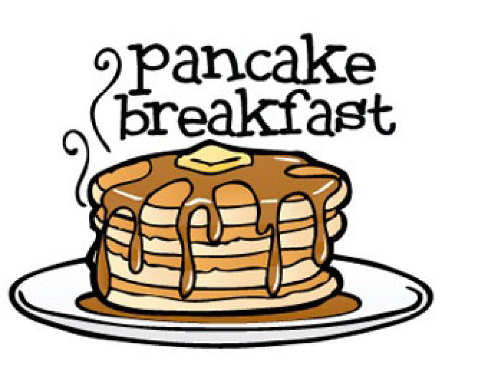 Breakfast pancake images clipart