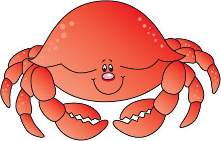 Carson dellosa crab clipart free clip art images