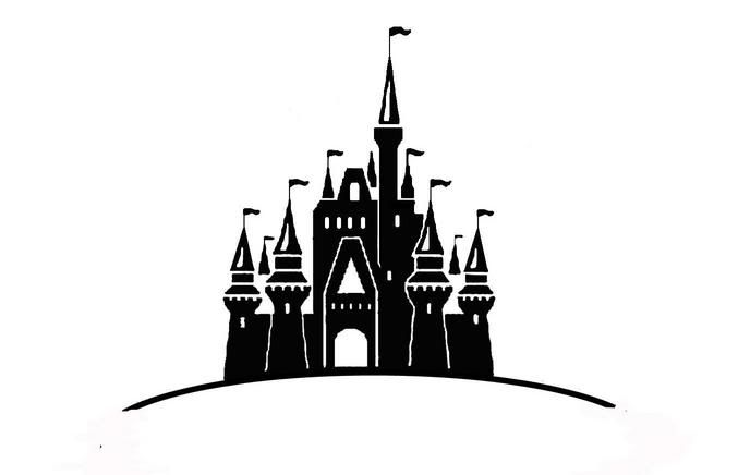 Castle clipart 3