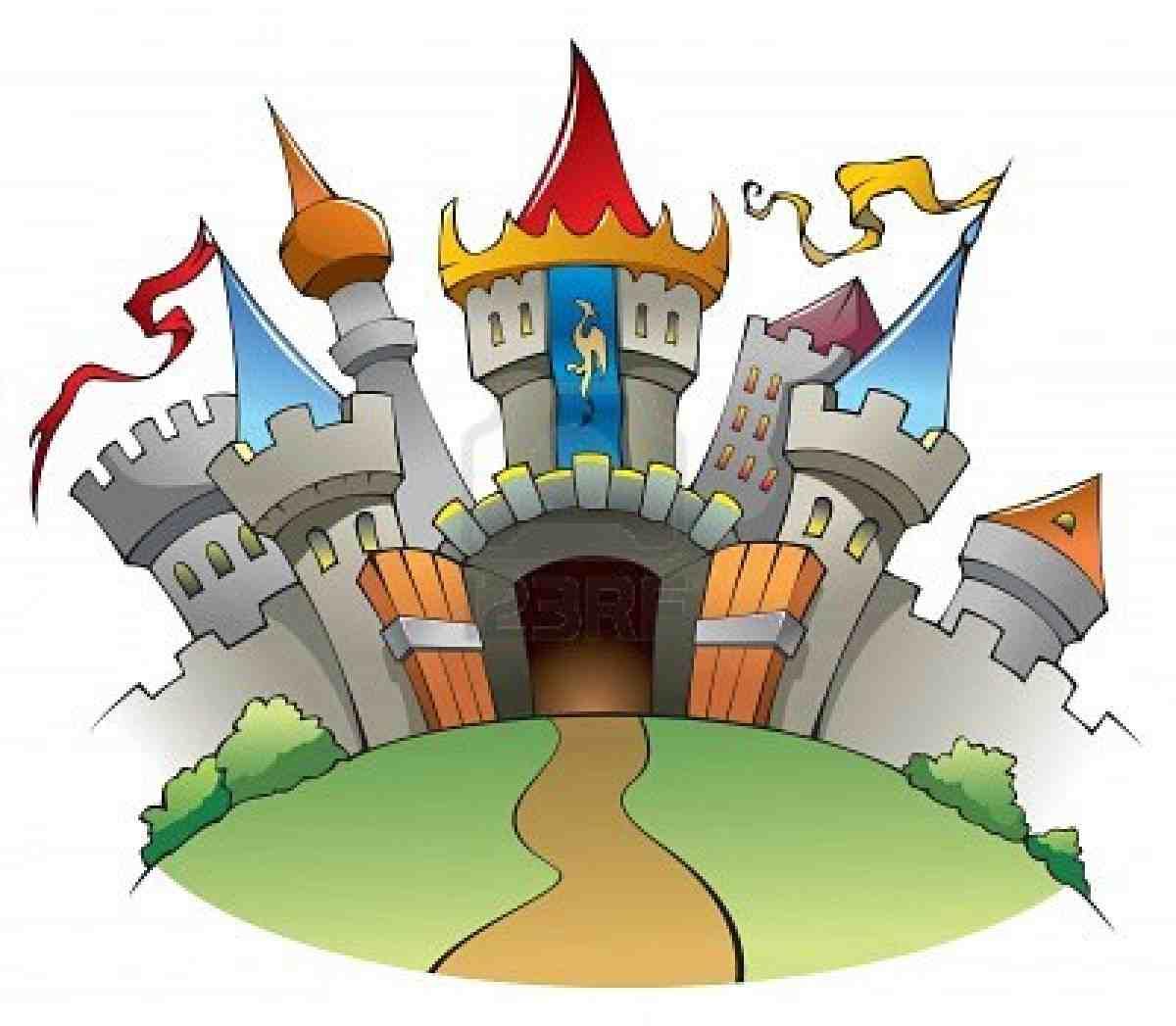 Castle cliparts