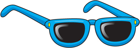 Clip art sunglasses clipart