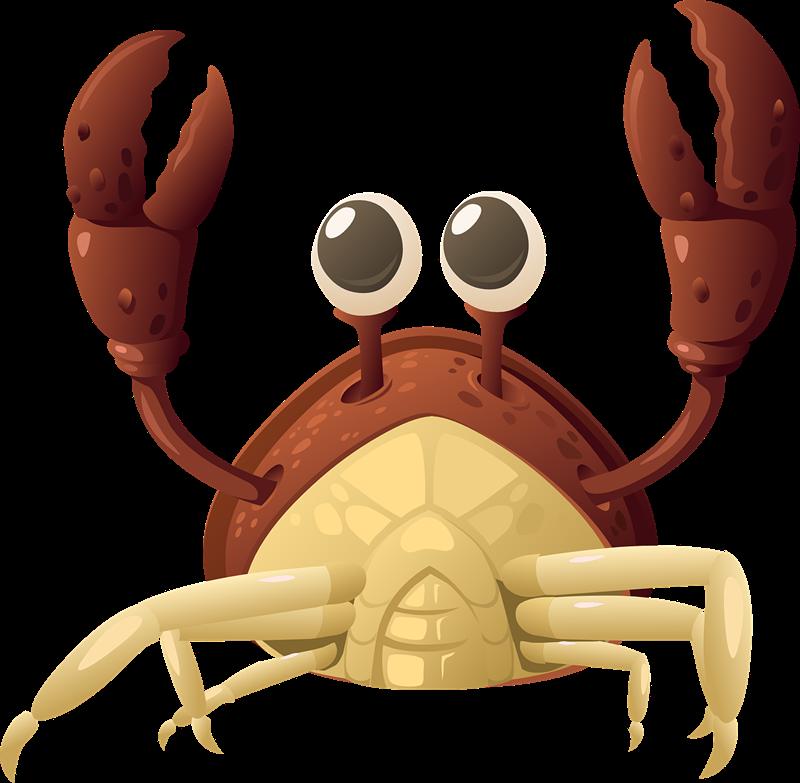 Crab clip art  2