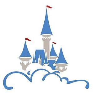 Disney castle clipart 3 2