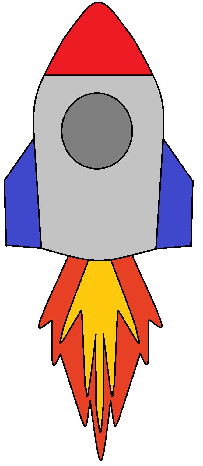 Space rocket clip art pics about space 2