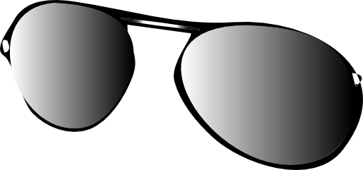 Sunglasses clipart free public domain clipart
