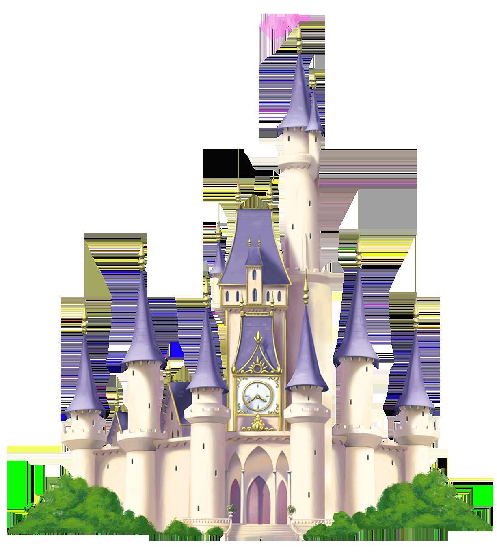 Transparent castle clipart picture 6