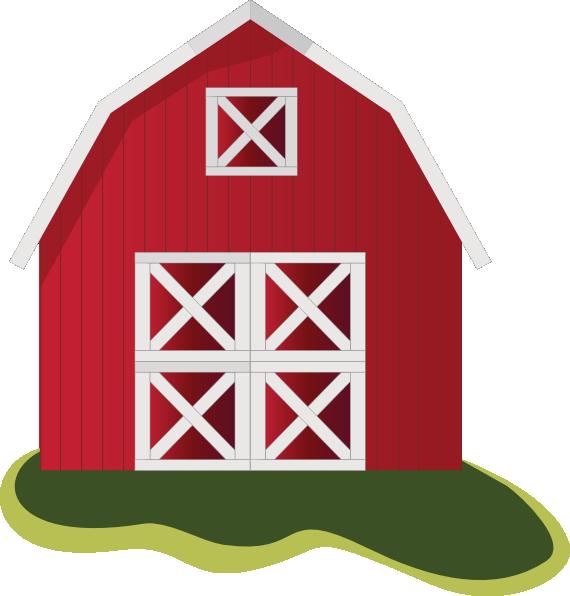 Barn farm clip art