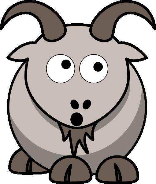 Boer goat clip art 7