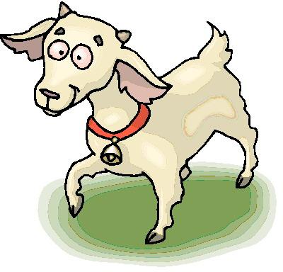Clip art clip art goats 2