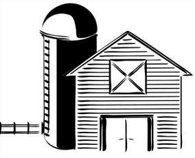 Free barn clipart