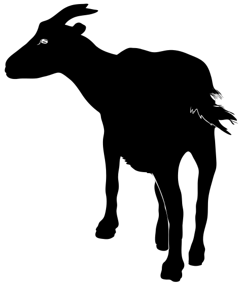 Free goat clipart clip art image 7 of