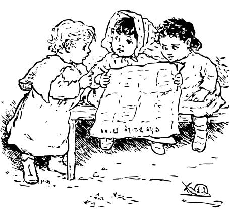 Free school newspaper clipart public domain school newspaper