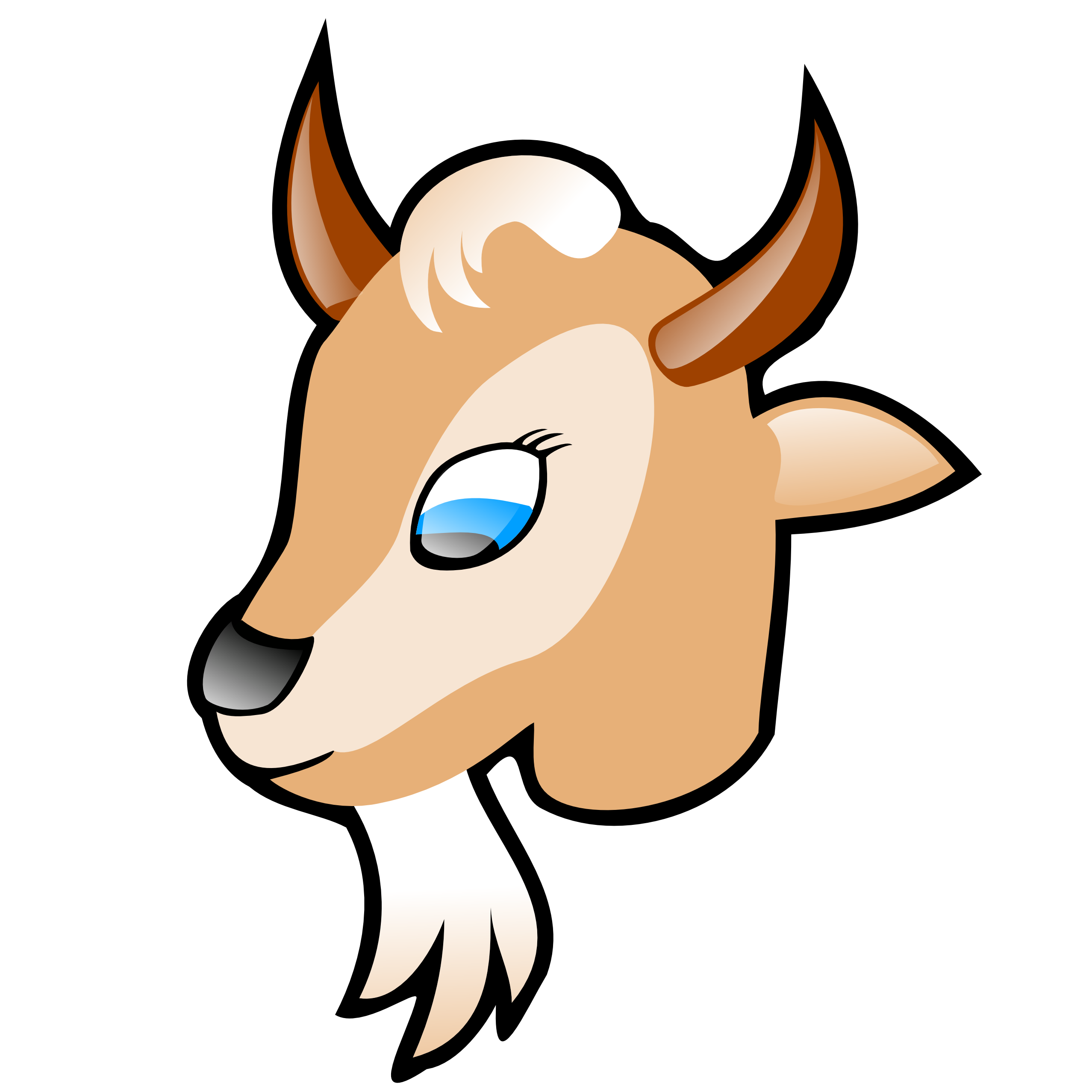Images for goat clipart