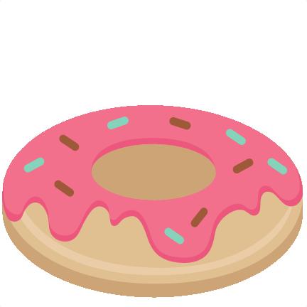 Doughnut donut clipart free clip art image #13570