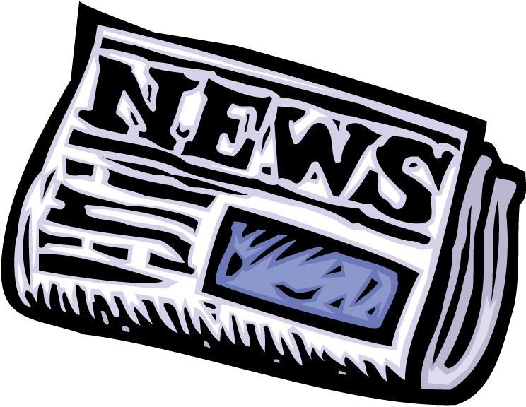 Newspaper clipart 6 3