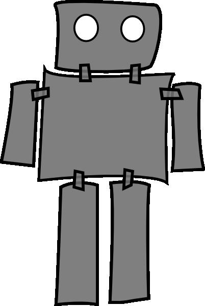 Robot clip art  10