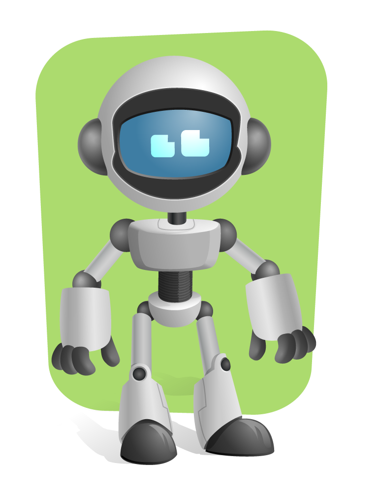 Robot clip art  6