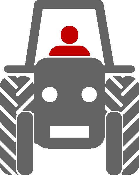 Tractor clip art at vector clip art 2