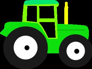 Tractor clip art at vector clip art