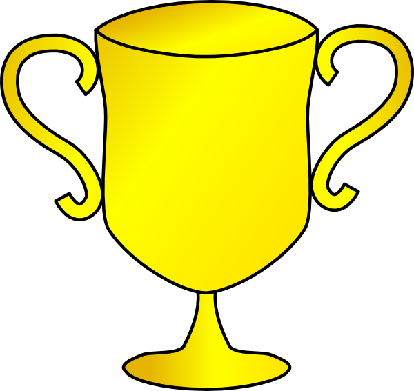 Trophy clipart 9