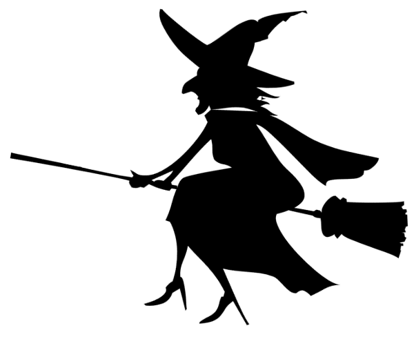Witches clip art clipart