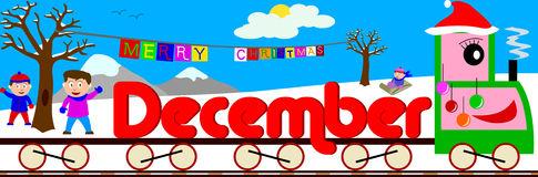 December clip art images