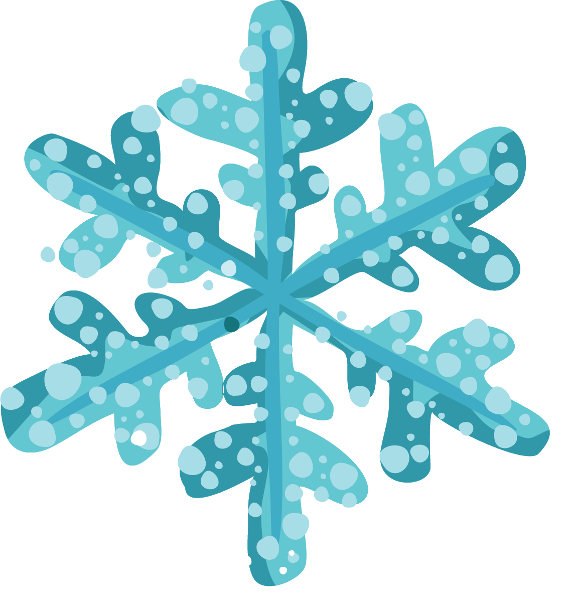 December free holiday clip art snowflake clip art free clip art microsoft